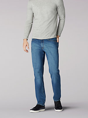 Men's Premium Flex Regular Fit Jean