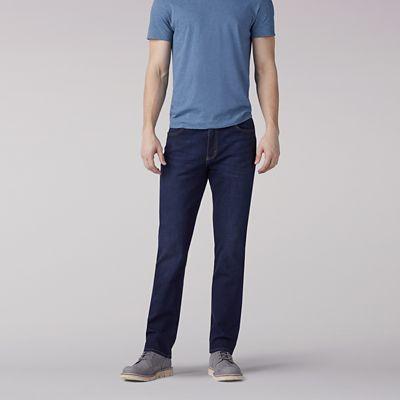 Modern Series Regular Fit Tapered Leg Jean   Lee