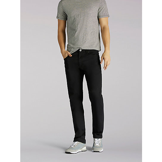 Men's Extreme Motion Slim Straight Leg Jeans