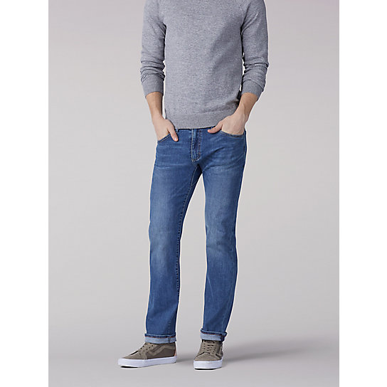 Extreme Motion Slim Straight Leg Jeans