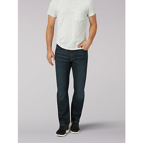 Extreme Motion Regular Fit Straight Leg Jean