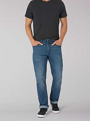 Men's Extreme Motion MVP Athletic Tapered Jean