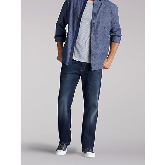 Modern Series Relaxed Bootcut Jeans