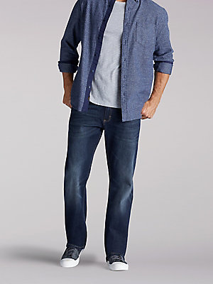 Men's Modern Series Relaxed Bootcut Jean