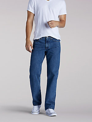 Men's Regular Fit Bootcut Jean