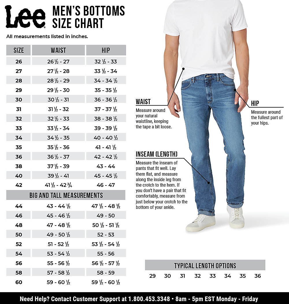 Men S Extreme Motion Straight Fit Tapered Leg Jean Men S Jeans Lee