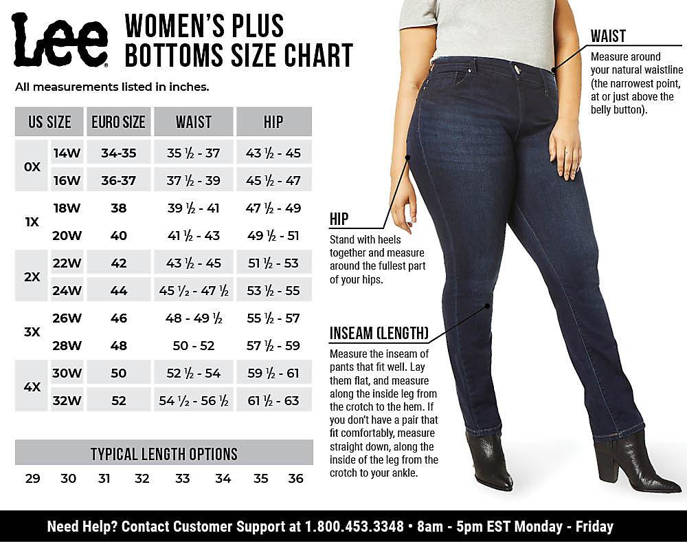 LEE Womens Plus Size Sculpting Slim Fit Pull-on Capri Jean