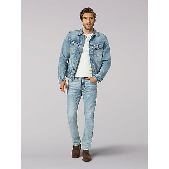 Men's Vintage Modern Denim Jacket