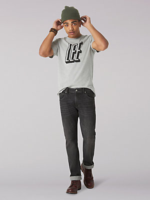 Men's Heritage Slim Straight Jean