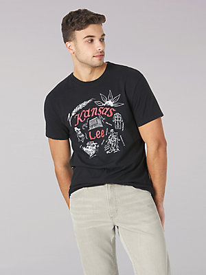 Men's Heritage Kansas Lee Graphic Tee