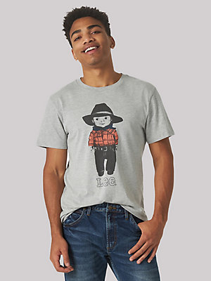 Men's Heritage Buddy Lee Graphic Tee