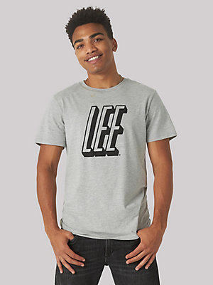 Men's Heritage Lee Graphic Tee