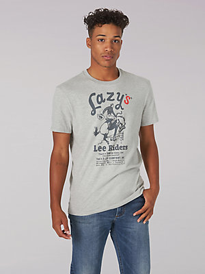 Men's Heritage Lazy S Graphic Tee