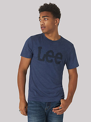 Men's Heritage Lee Logo Tee