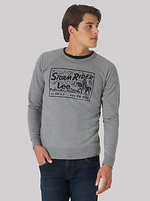 Men's Heritage Storm Rider Graphic Sweatshirt