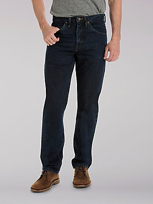 Men's Regular Fit Straight Leg Jean (Big & Tall)