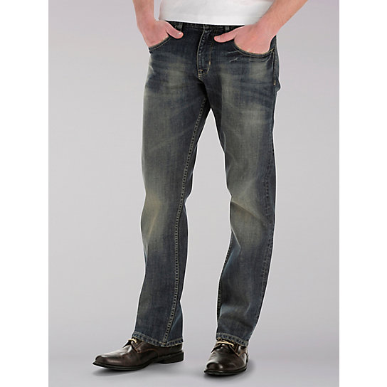 f54a6828 Modern Series Relaxed Straight Fit Jean - Big & Tall | Lee