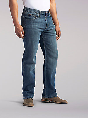 Men's Premium Select Relaxed Fit Straight Leg Jean (Big & Tall)
