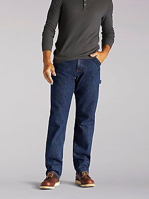 Men's 100% Cotton Carpenter Jean (Big & Tall)