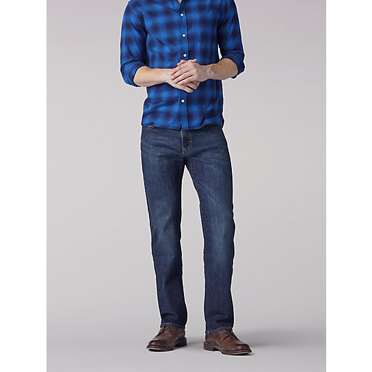 abe205ba Extreme Motion Relaxed Jean - Big & Tall | Lee