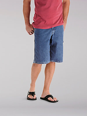 Men's Lee Carpenter Short (Big & Tall)