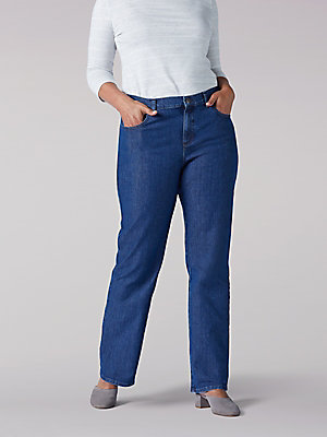 Women's Original Relaxed Fit Straight Leg Jean (Plus)