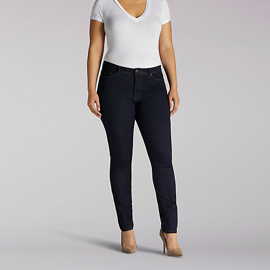 Sculpting Slim Fit Skinny Jean - Plus