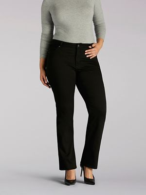 Women's Sculpting Slim Fit Bootcut Jean (Plus)