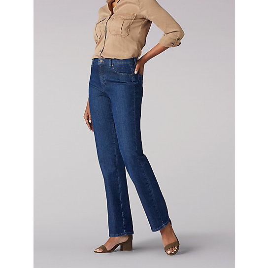 Original Relaxed Fit Straight Leg Jeans - Tall
