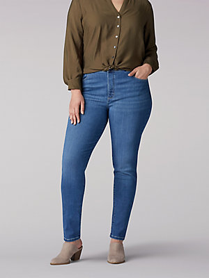 Women's Sculpting Slim Fit Skinny Jean (Plus)