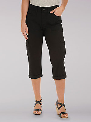 Women's Relaxed Fit Austyn Cargo Capri