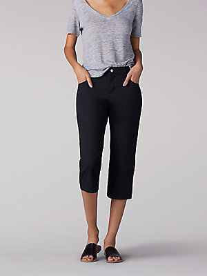 Women's Relaxed Fit Capri (Petite)