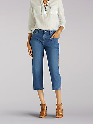 Women's Relaxed Fit Capri