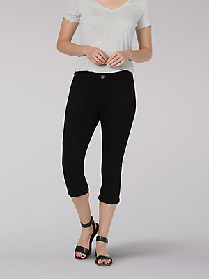 Women's Flex Motion Regular Fit Capri