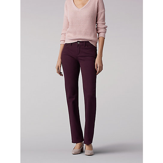 a096c8d086845 Secretly Shapes Regular Fit Straight Leg Jean
