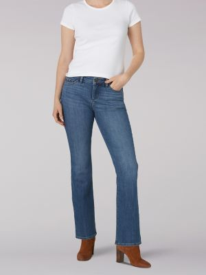 Women's Secretly Shapes Bootcut Jean