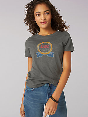 Women's Heritage Lee Ribbon Graphic Tee