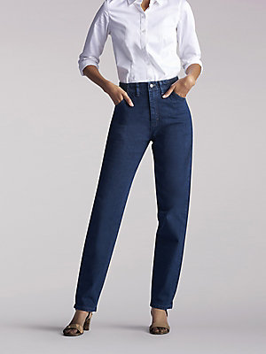 Women's Side Elastic Jean