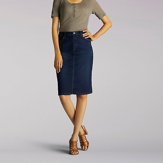 Relaxed Fit Oaklee Skirt