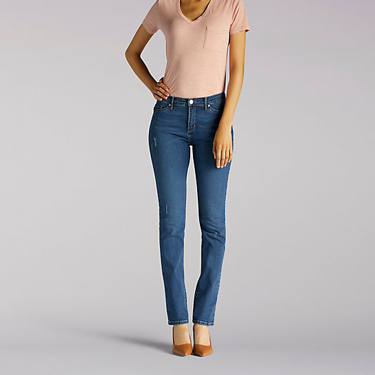 Sculpting Slim Fit Slim Leg Jean