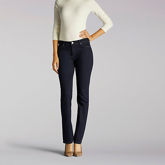 Sculpting Slim Fit Slim Leg Jean - Petite