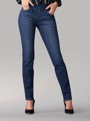 Women's Sculpting Slim Fit Slim Leg Pull On Jean
