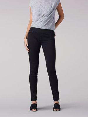 Sculpting Slim Fit Skinny Pull-On Jean