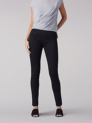 Women's Sculpting Slim Fit Skinny Pull-On Jean