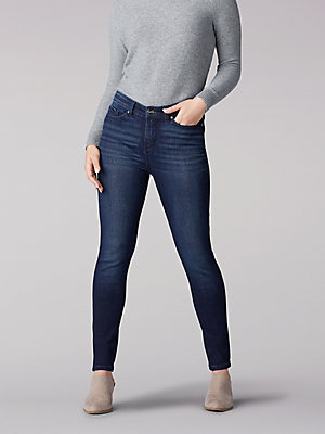 Women's Sculpting Slim Fit Skinny Jean (Petite)
