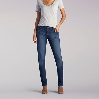 52989840 Dream Soft Slim Fit Skinny Leg Jean | Lee