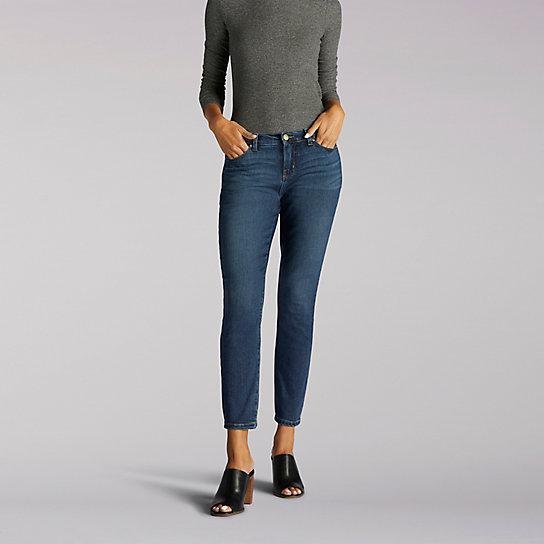 4669f3f378b Slim Fit Skinny Ankle Jean