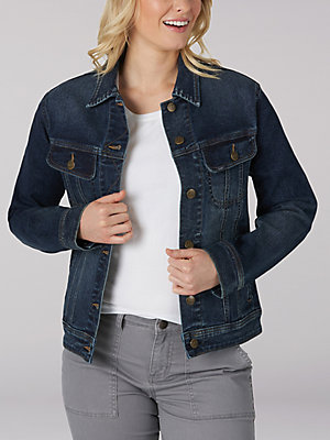 Women's Legendary Regular Fit Denim Jacket