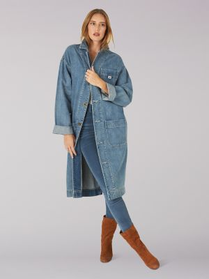 WOMEN'S VINTAGE MODERN BARN JACKET