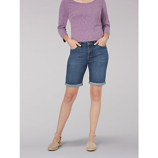 Women's Legendary Regular Fit Bermuda